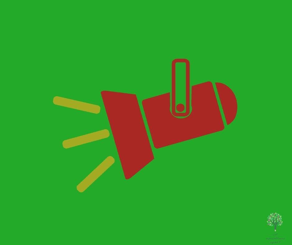 lampa ogrodowa